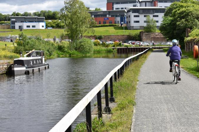 Glasgow City Council and Scottish Canals
